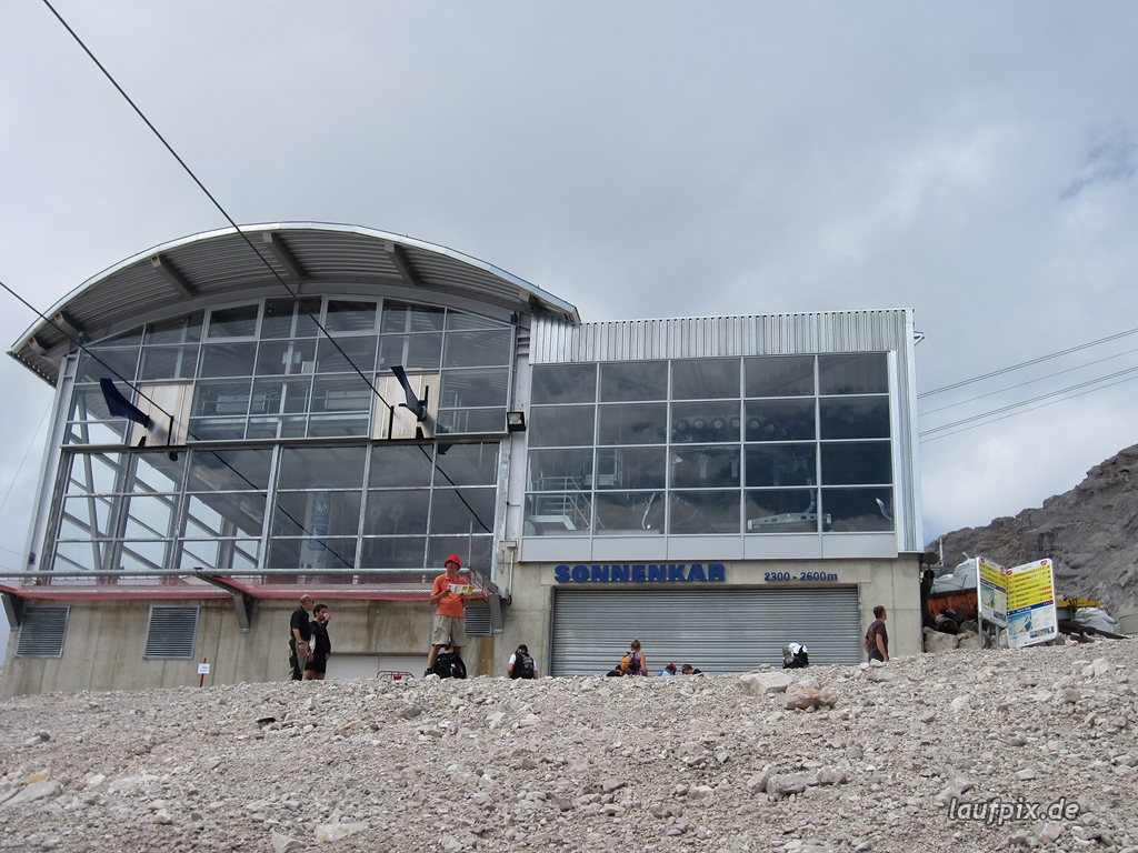 Zugspitzlauf Extremberglauf - Strecke 2011 - 259
