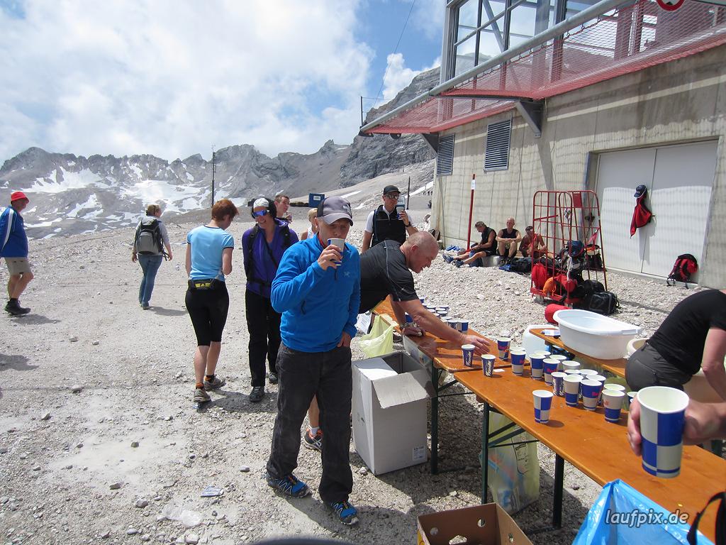 Zugspitzlauf Extremberglauf - Strecke 2011 - 264