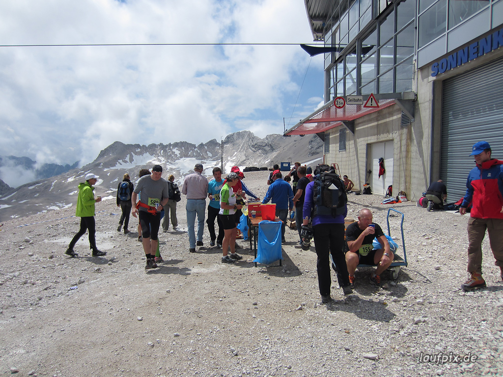 Zugspitzlauf Extremberglauf - Strecke 2011 - 265