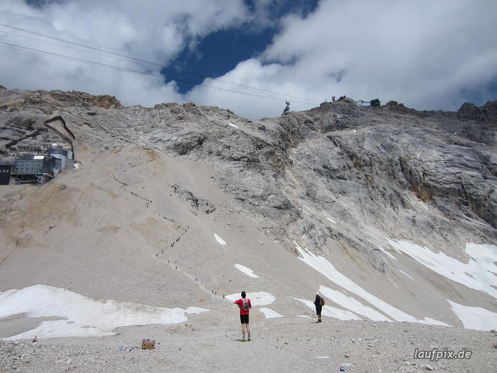 Zugspitzlauf Extremberglauf - Strecke 2011 - 267