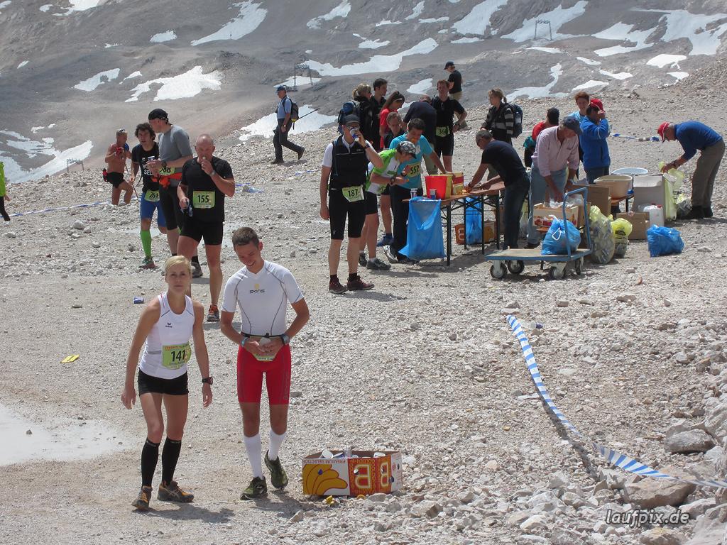 Zugspitzlauf Extremberglauf - Strecke 2011 - 268