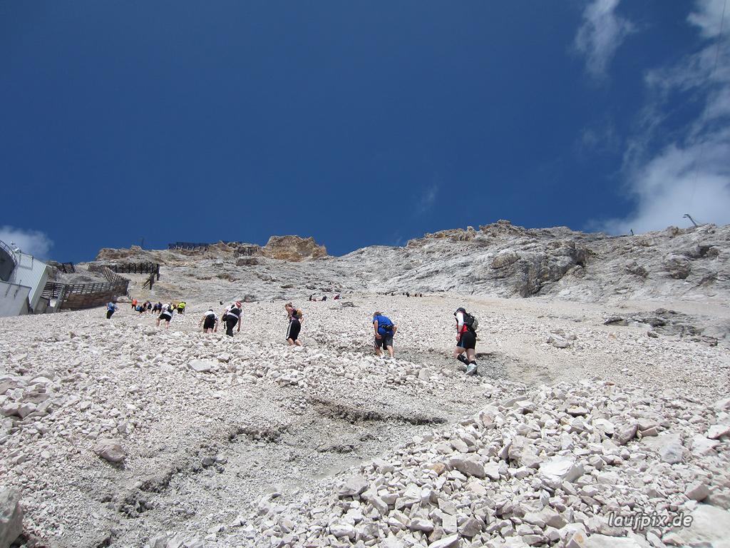 Zugspitzlauf Extremberglauf - Strecke 2011 - 269
