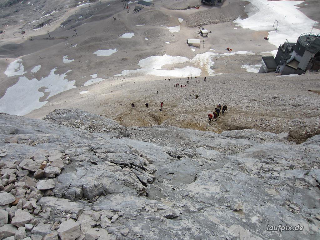 Zugspitzlauf Extremberglauf - Strecke 2011 - 274