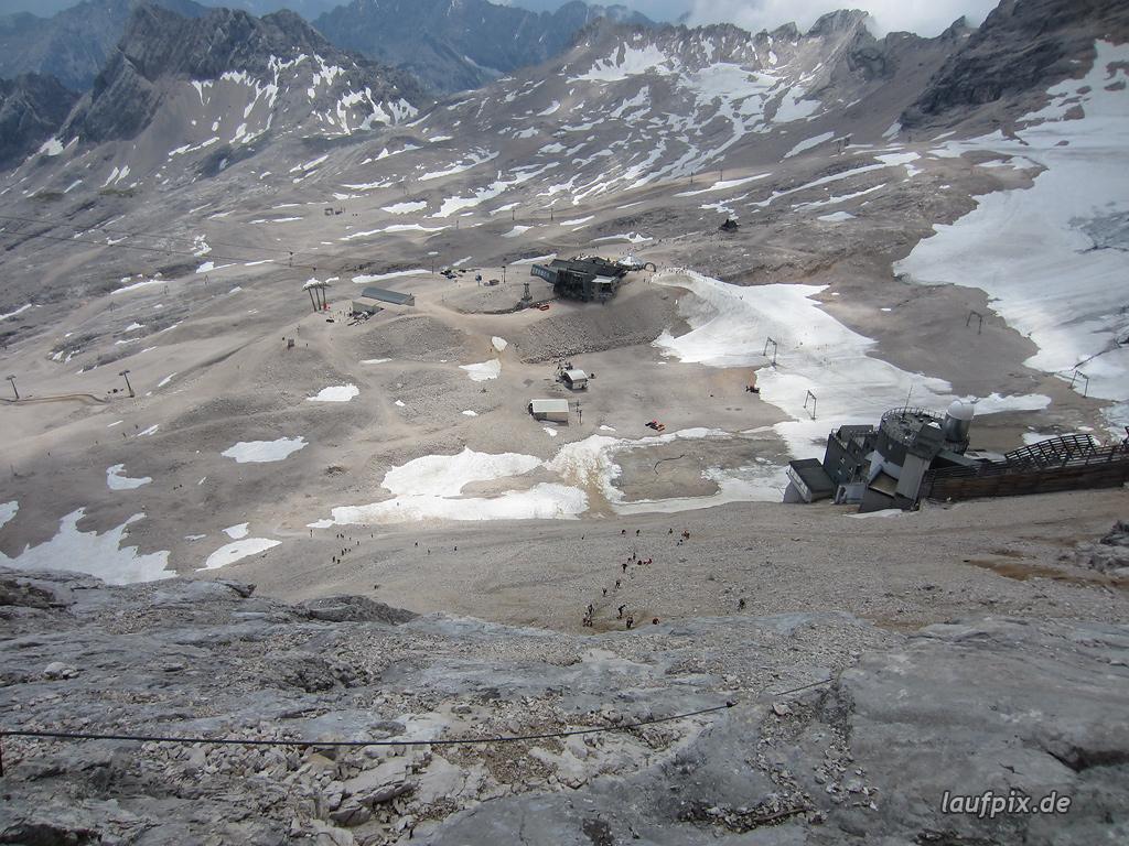 Zugspitzlauf Extremberglauf - Strecke 2011 - 275