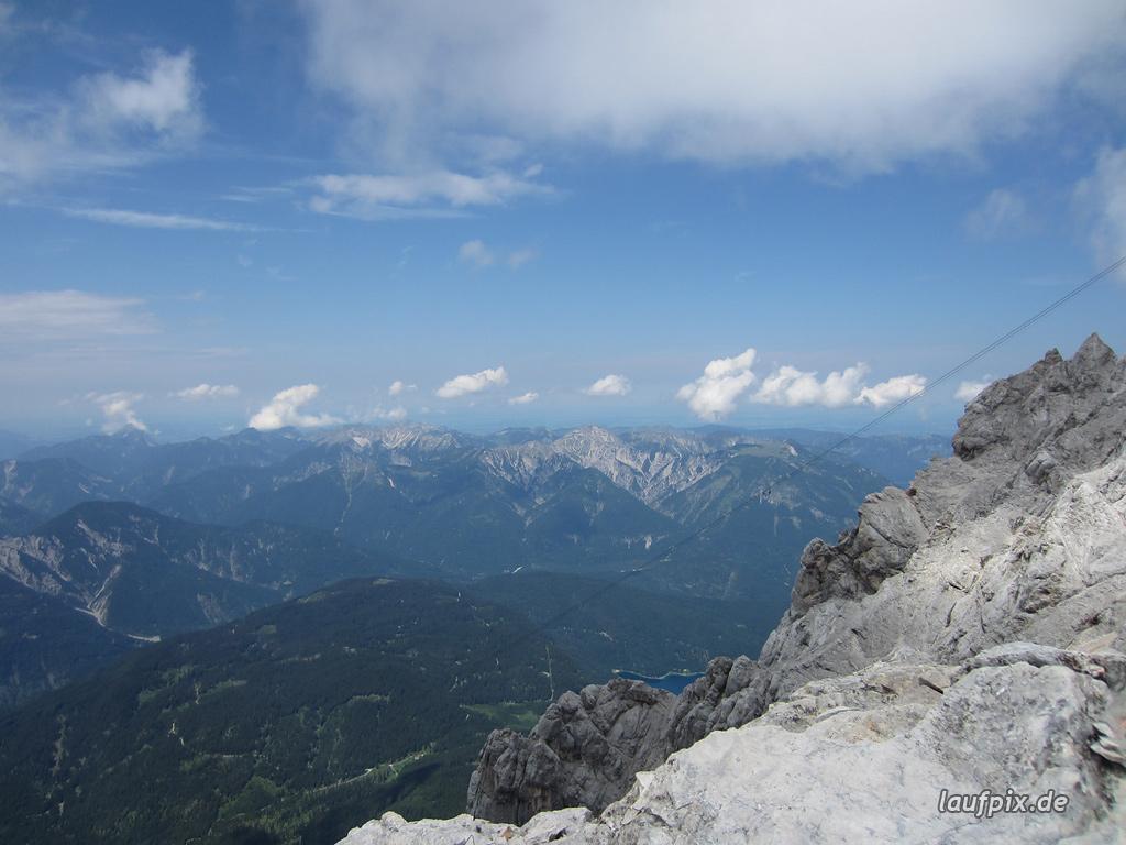 Zugspitzlauf Extremberglauf - Strecke 2011 - 276