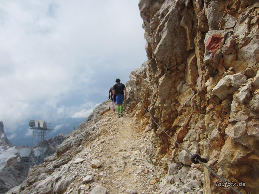 Zugspitzlauf Extremberglauf - Strecke 2011 - 287