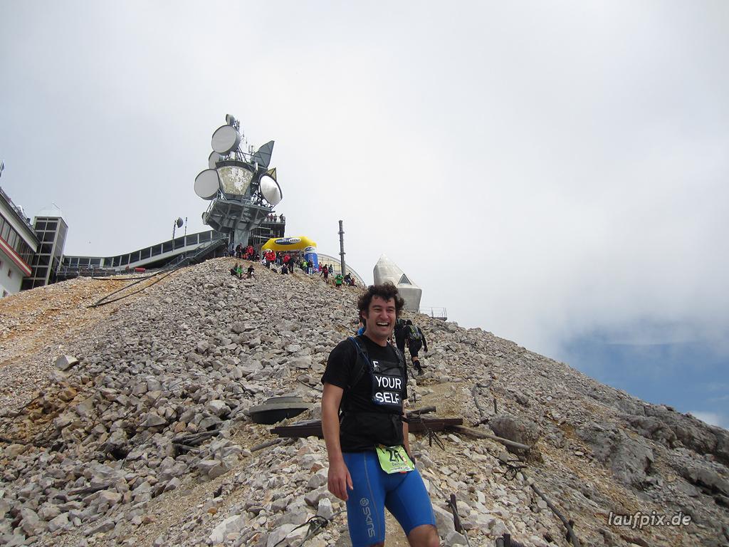 Zugspitzlauf Extremberglauf - Strecke 2011 - 288