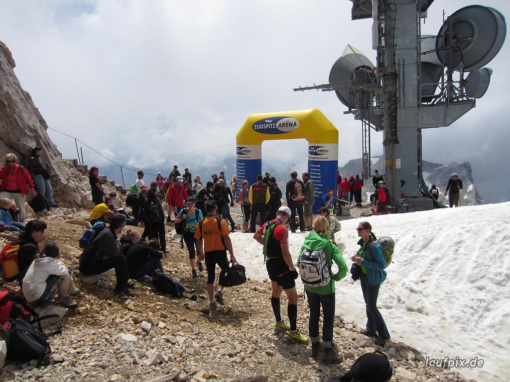 Zugspitzlauf Extremberglauf - Strecke 2011 - 291