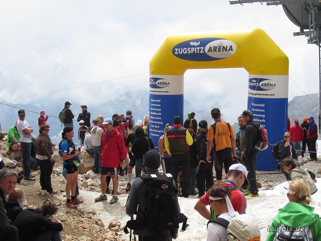 Zugspitzlauf Extremberglauf - Strecke 2011 - 292