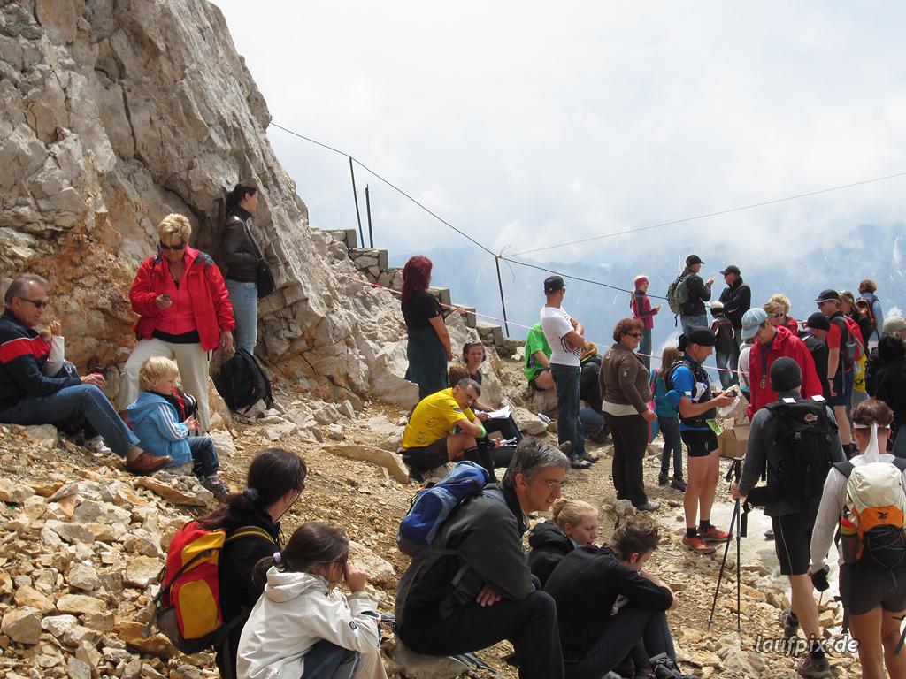 Zugspitzlauf Extremberglauf - Strecke 2011 - 293