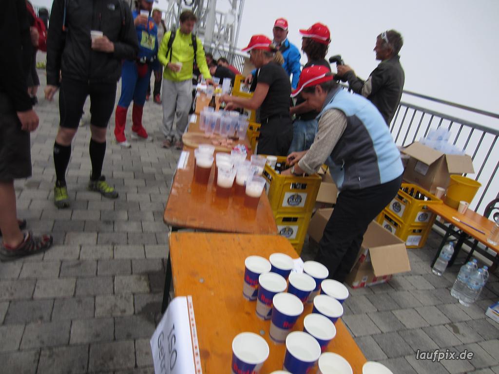 Zugspitzlauf Extremberglauf - Strecke 2011 - 297