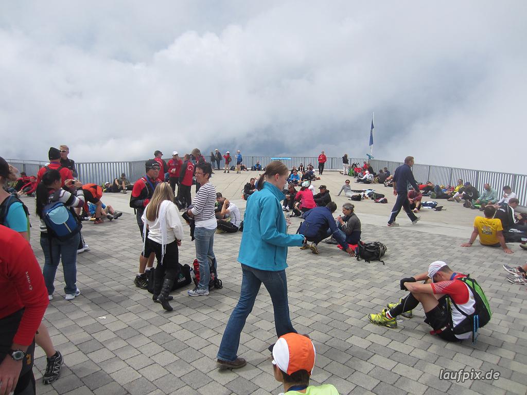 Zugspitzlauf Extremberglauf - Strecke 2011 - 298