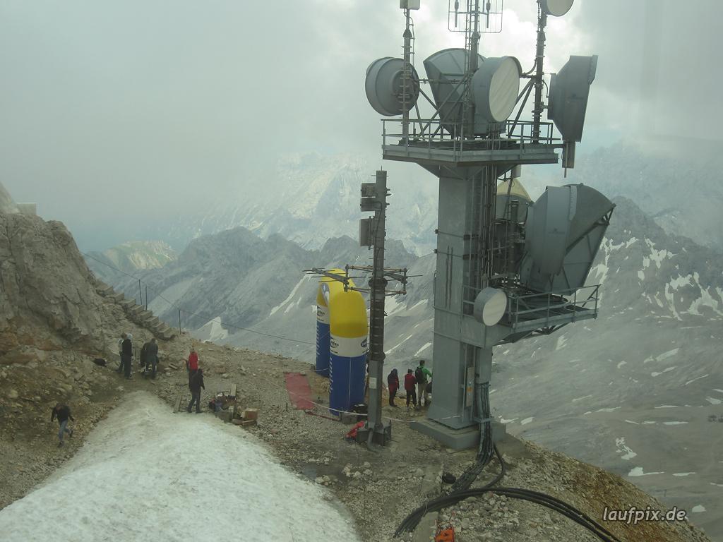 Zugspitzlauf Extremberglauf - Strecke 2011 - 301