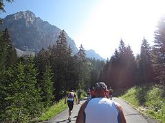 Zugspitzlauf Extremberglauf - Strecke 2011 - 1