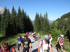 Zugspitzlauf Extremberglauf - Strecke 2011 - 2