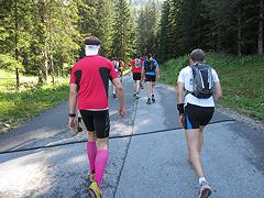Zugspitzlauf Extremberglauf - Strecke 2011 - 3
