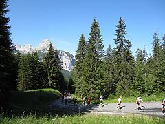 Zugspitzlauf Extremberglauf - Strecke 2011 - 4