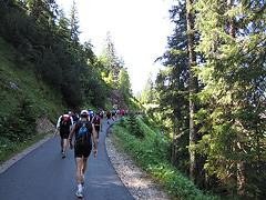 Zugspitzlauf Extremberglauf - Strecke 2011 - 6