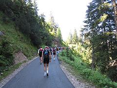 Zugspitzlauf Extremberglauf - Strecke 2011 - 7