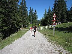 Zugspitzlauf Extremberglauf - Strecke 2011 - 9