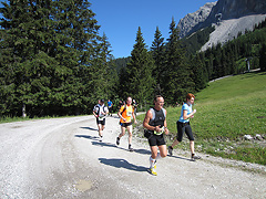 Zugspitzlauf Extremberglauf - Strecke 2011 - 11