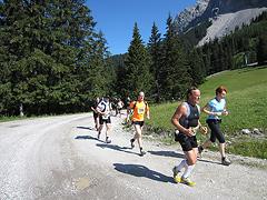 Zugspitzlauf Extremberglauf - Strecke 2011 - 12