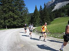 Zugspitzlauf Extremberglauf - Strecke 2011 - 13