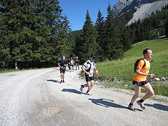 Zugspitzlauf Extremberglauf - Strecke 2011 - 14