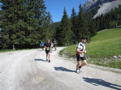 Zugspitzlauf Extremberglauf - Strecke 2011 - 15