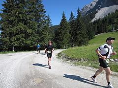 Zugspitzlauf Extremberglauf - Strecke 2011 - 16