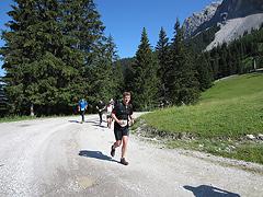 Zugspitzlauf Extremberglauf - Strecke 2011 - 17