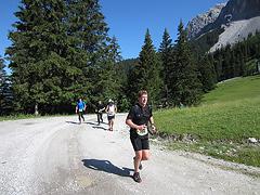 Zugspitzlauf Extremberglauf - Strecke 2011 - 18
