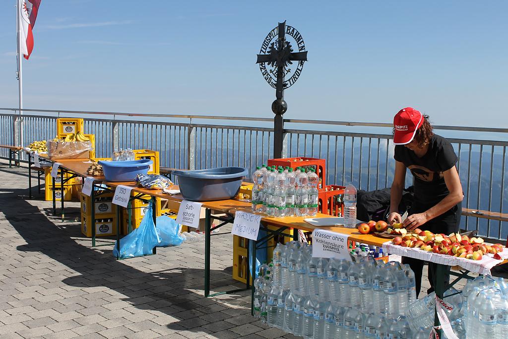 Zugspitzlauf Extremberglauf - Ziel 2011 - 3
