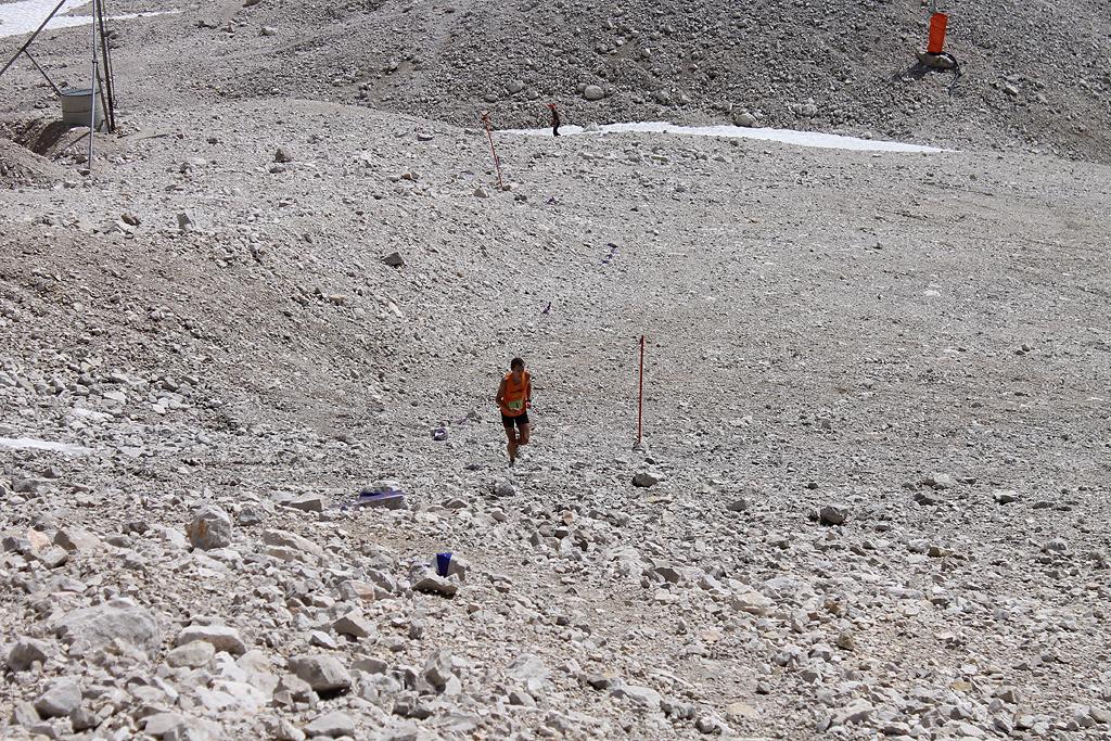 Zugspitzlauf Extremberglauf - Ziel 2011 - 9