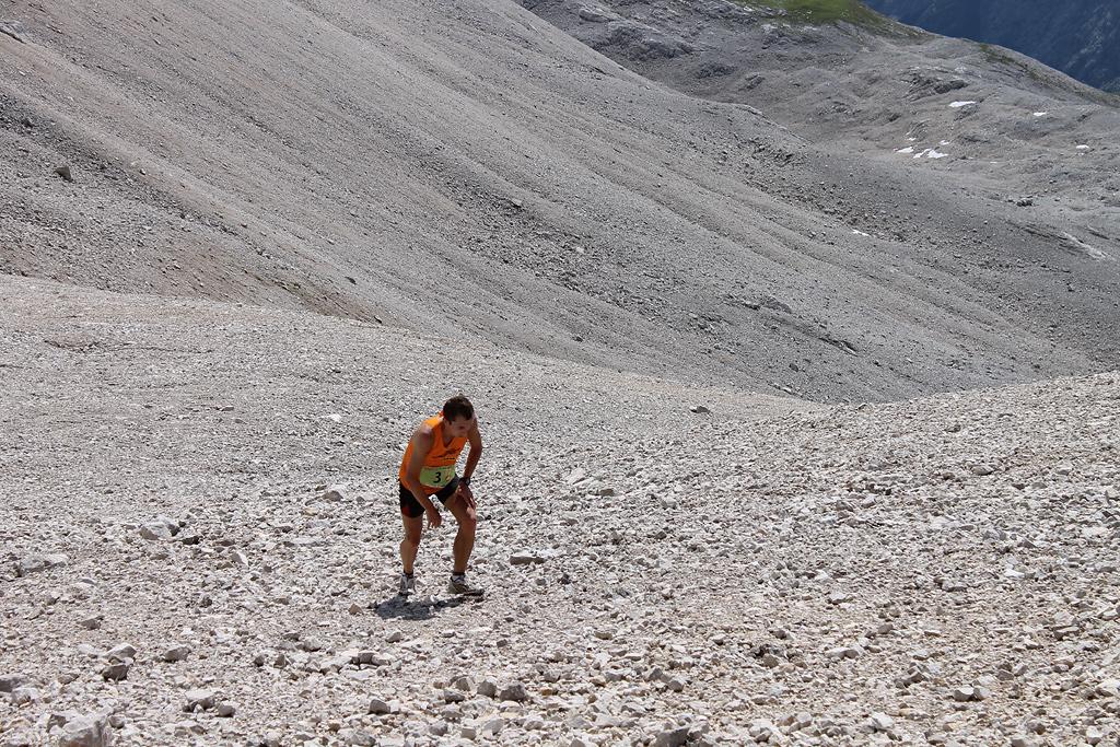 Zugspitzlauf Extremberglauf - Ziel 2011 - 14