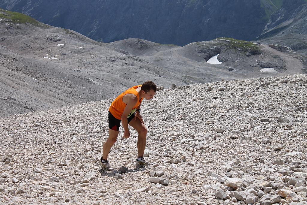 Zugspitzlauf Extremberglauf - Ziel 2011 - 15