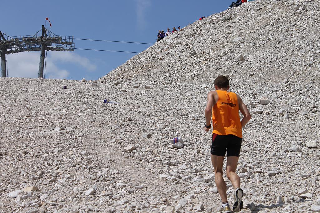Zugspitzlauf Extremberglauf - Ziel 2011 - 16