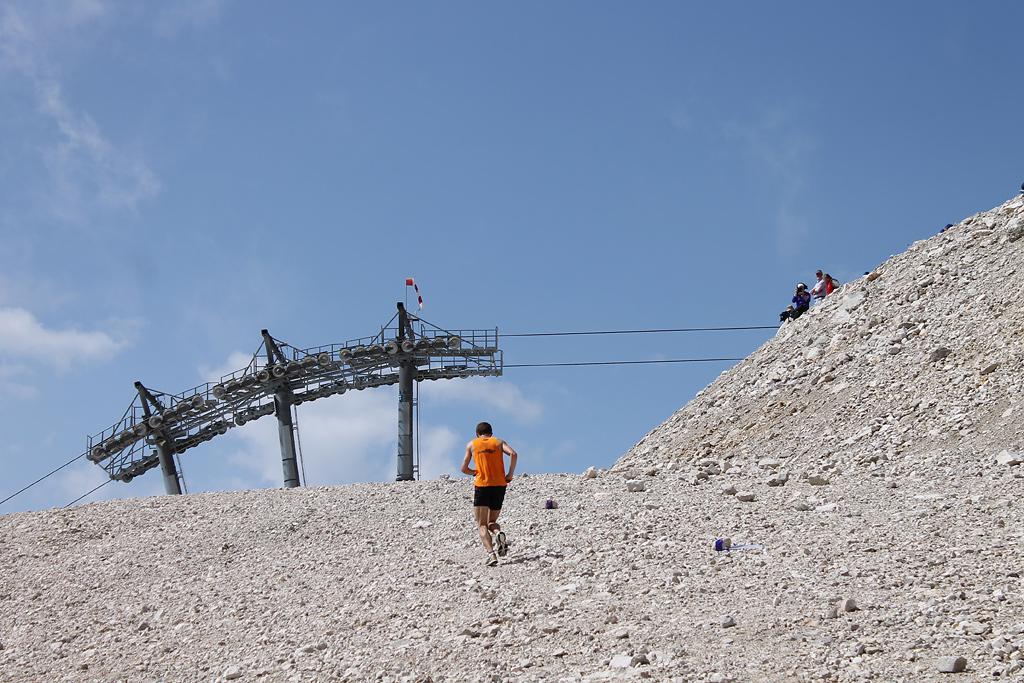 Zugspitzlauf Extremberglauf - Ziel 2011 - 17