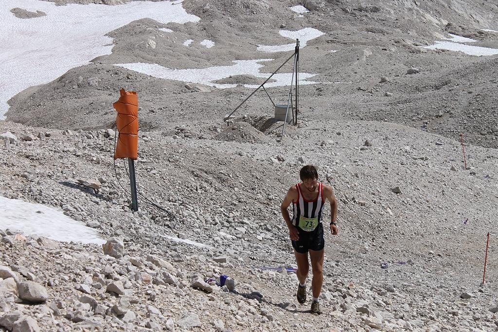 Zugspitzlauf Extremberglauf - Ziel 2011 - 20
