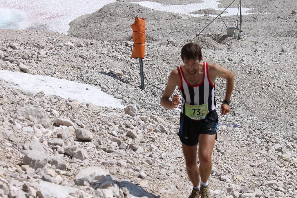 Zugspitzlauf Extremberglauf - Ziel 2011 - 21