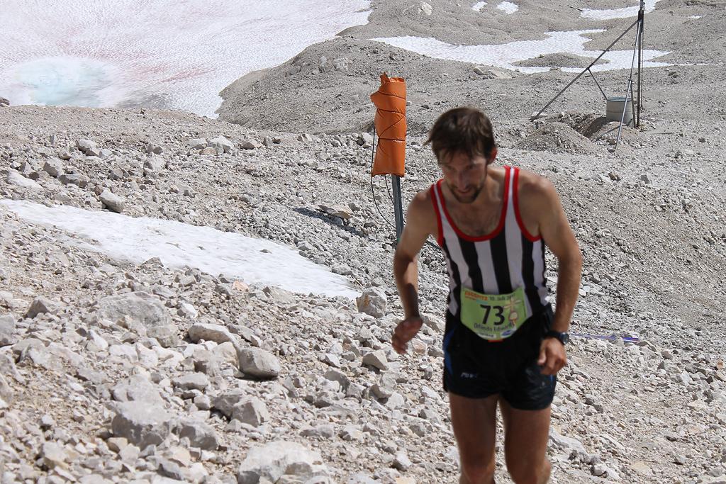 Zugspitzlauf Extremberglauf - Ziel 2011 - 23