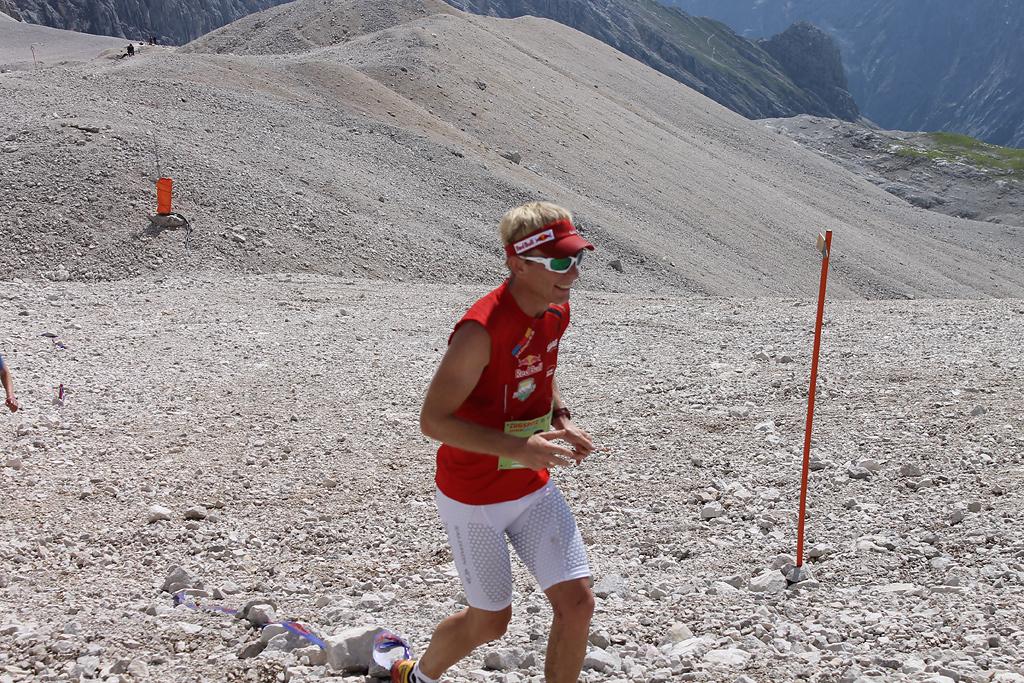 Zugspitzlauf Extremberglauf - Ziel 2011 - 29