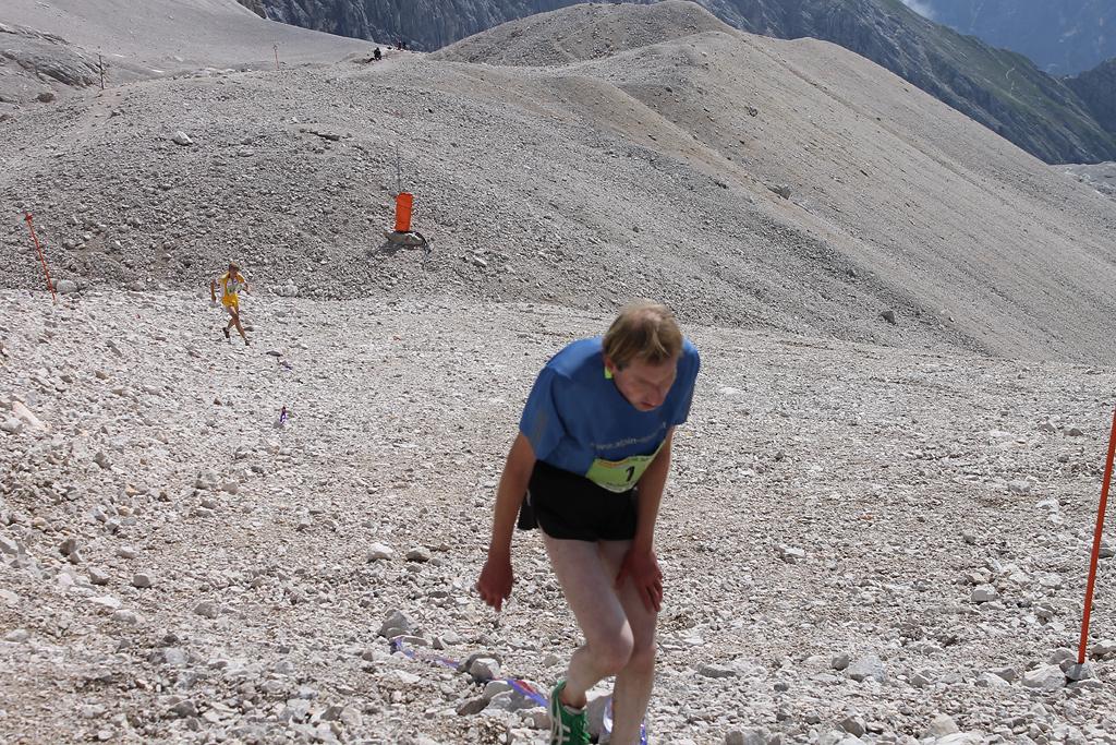 Zugspitzlauf Extremberglauf - Ziel 2011 - 35