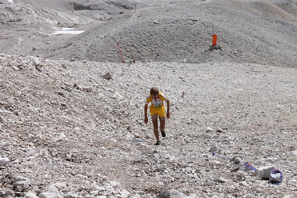 Zugspitzlauf Extremberglauf - Ziel 2011 - 37