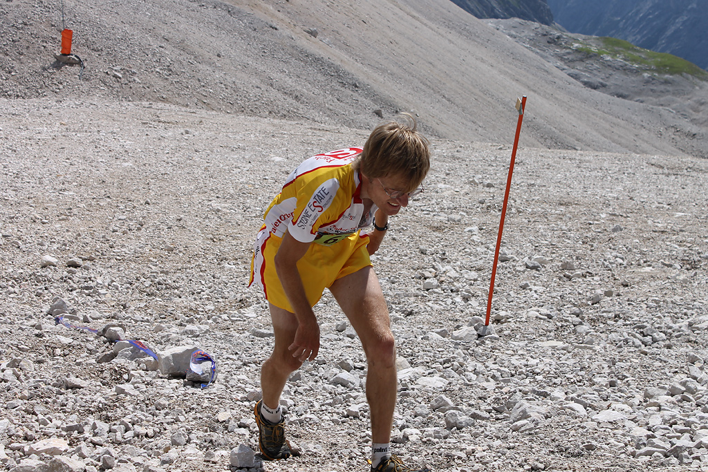 Zugspitzlauf Extremberglauf - Ziel 2011 - 40