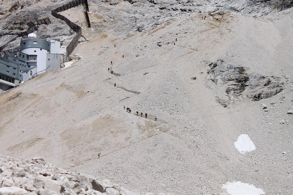 Zugspitzlauf Extremberglauf - Ziel 2011 - 41