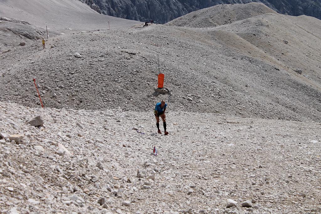 Zugspitzlauf Extremberglauf - Ziel 2011 - 43