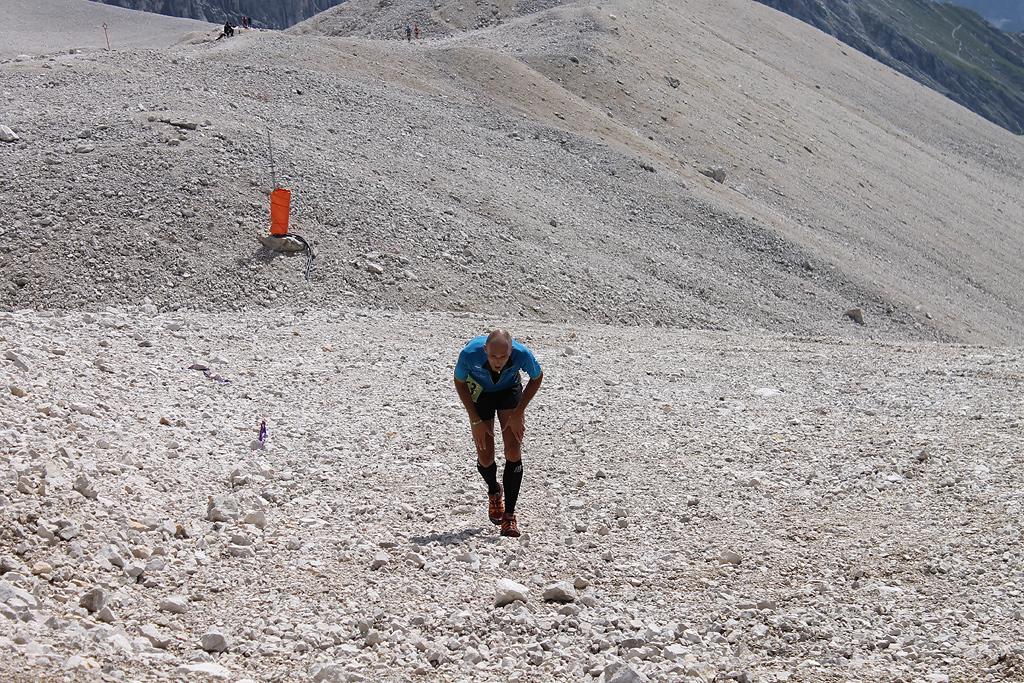 Zugspitzlauf Extremberglauf - Ziel 2011 - 45