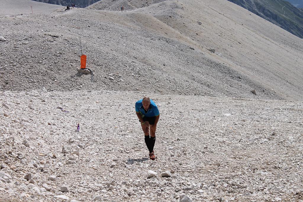 Zugspitzlauf Extremberglauf - Ziel 2011 - 46