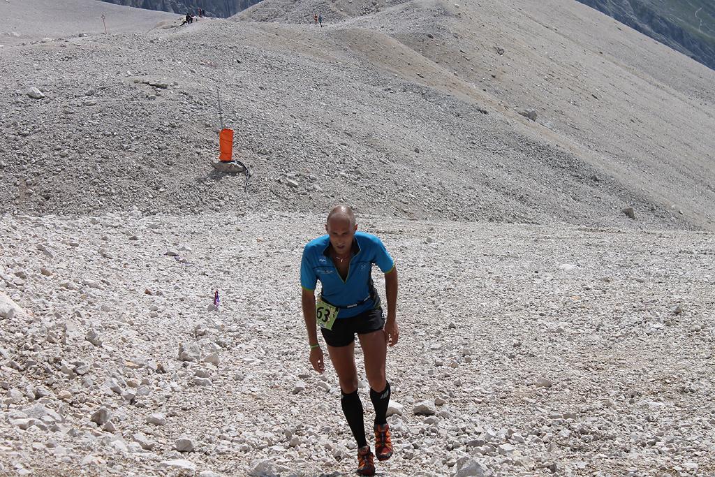Zugspitzlauf Extremberglauf - Ziel 2011 - 48